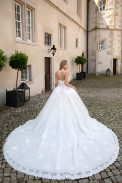 Brautkleid MGB42 - Chanel